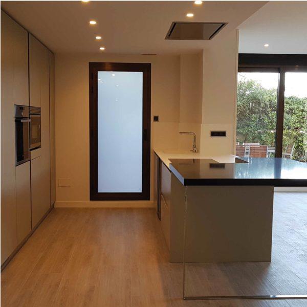 Proyecto de vivienda privada en Madrid